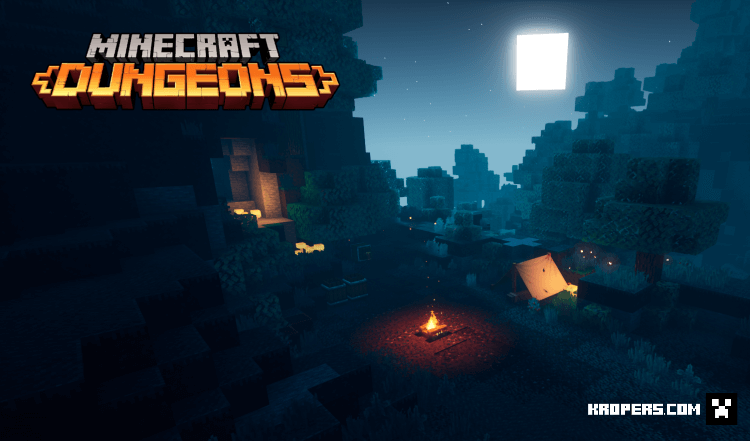 Minecraft Dungeons for Windows